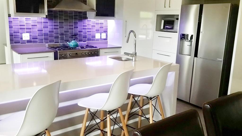 Kitchen Counter Tops Cafe Quartz Silestone Marble